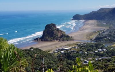 Lion Rock – The iconic Piha landmark that was a fortress